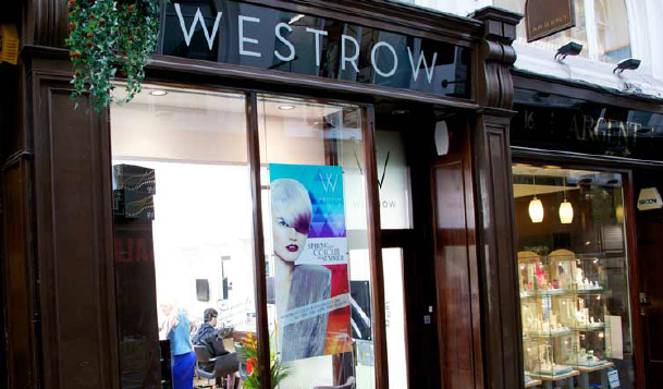 Stationed In The Heart Of Leeds City Centre Westrow 18 Thornton S Arcade Is A Haven For Discerning Clientele Looking Forward Thinking Stylists And