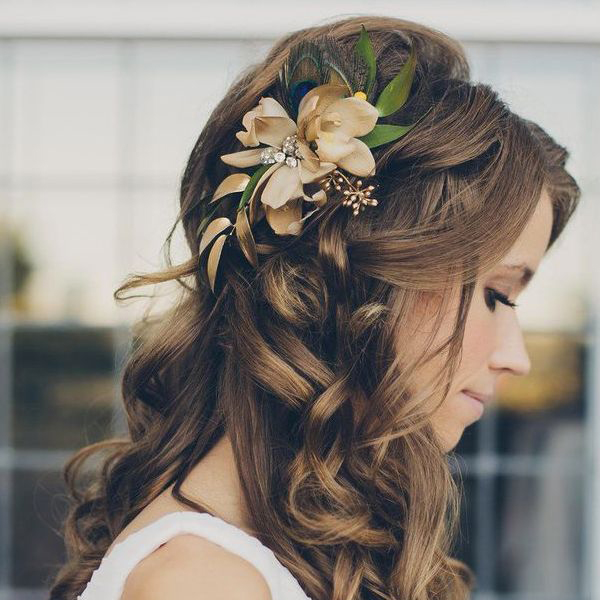 Bridal hair westrow bridal hair junglespirit Image collections